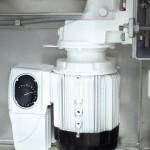 Motoriduttore con inverter per rotore