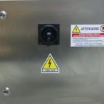 Quadro elettrico stagno IP67 in acciaio inox