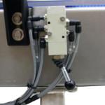 Valvola pneumatica a comando manuale